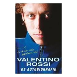 VALENTINO ROSSI. DE AUTOBIOGRAFIE. !!! Uitverkocht
