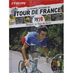 LA GRANDE HISTOIRE DU TOUR DE FRANCE. DEEL 18 1978.