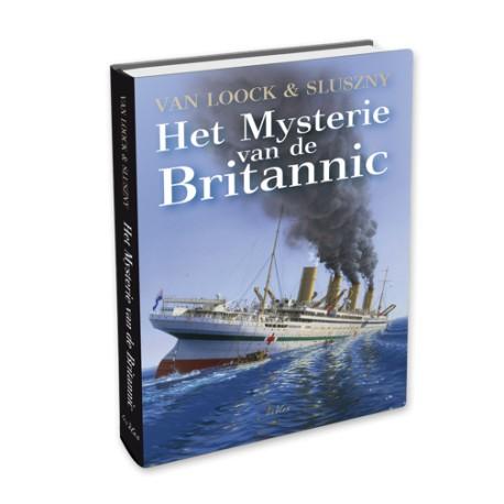 HET MYSTERIE VAN DE BRITANNIC.