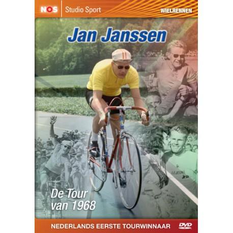 JAN JANSSEN. DE TOUR VAN 1968. NEDERLANDS EERSTE TOURWINNAAR.