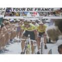 LA GRANDE HISTOIRE DU TOUR DE FRANCE. DEEL 28 1989/1990.  !!! UITVERKOCHT.