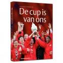 AZ JAARBOEK 2012-2013 - DE CUP IS VAN ONS.  !!! UITVERKOCHT