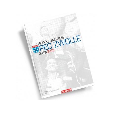 OFFICIELE JAARBOEK PEC ZWOLLE 2012-2013.