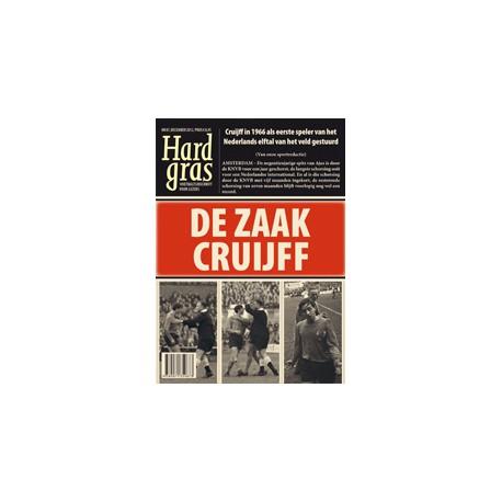 HARD GRAS 87. DE ZAAK CRUIJFF.