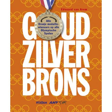 GOUD,ZILVER,BRONS. ALLE ORANJE MEDAILLE-WINNAARS OP ALLE OLYMPISCHE SPELEN.