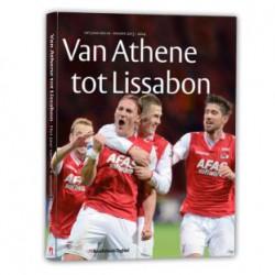 AZ JAARBOEK 2014. VAN ATHENE TOT LISSABON.
