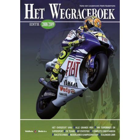 HET WEGRACEBOEK 2008/2009.