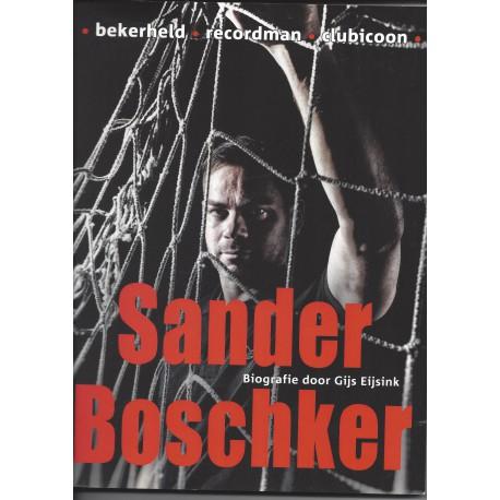 SANDER BOSCHKER. BIOGRAFIE. BEKERHELD-RECORDMAN-CLUBICOON.