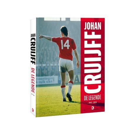 JOHAN CRUIJFF: DE LEGENDE 1947-2016.