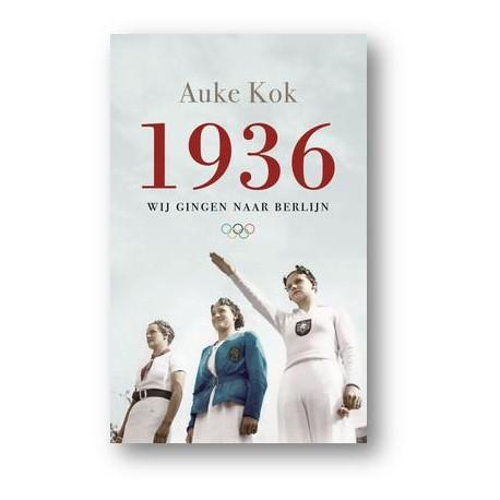1936. WIJ GINGEN NAAR BERLIJN. VERSCHIJNT 12 MEI