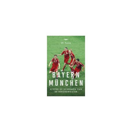 BAYERN MUNCHEN. ACHTER DE SCHERMEN VAN DE REKORDMEISTER.