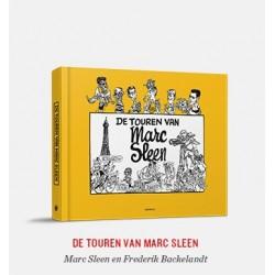 DE TOUREN VAN MARC SLEEN. Verschijnt 28 juni.