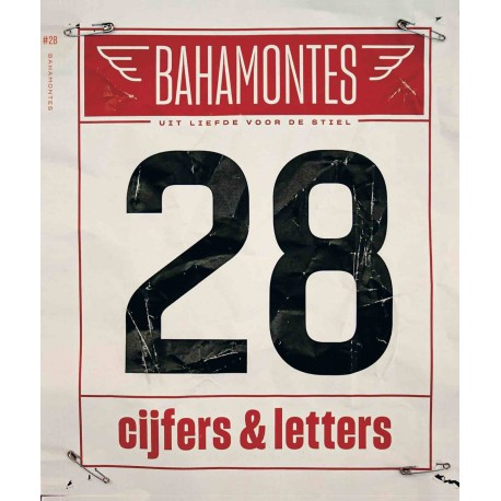 BAHAMONTES 28 - CIJFERS & LETERS.