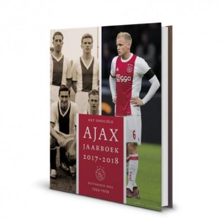 HET OFFICIELE AJAX JAARBOEK 2017-2019 / 1954-1959.