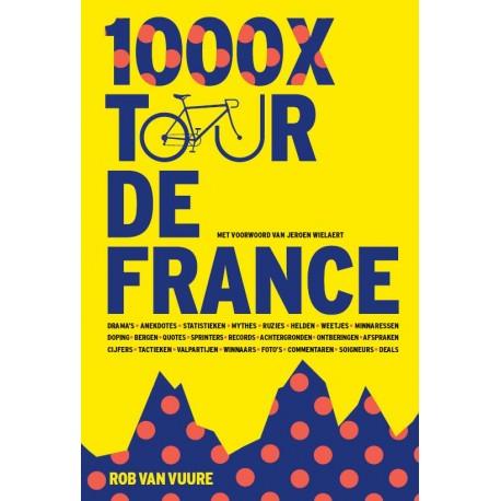 1000 X TOUR DE FRANCE.