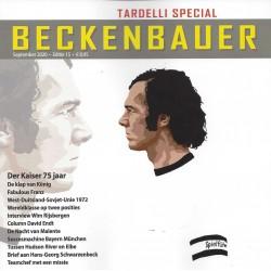 BECKENBAUER. DER KAISER 75 JAAR. Tardelli special.