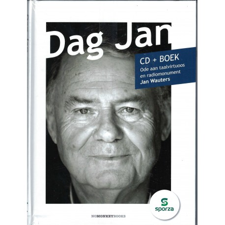 DAG JAN 1 - ODE AAN JAN WAUTERS. CD PLUS BOEK.