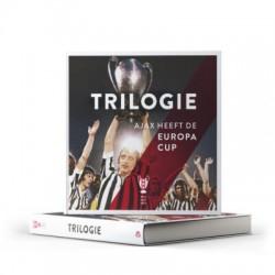 TRILOGIE - AJAX HEEFT DE EUROPA CUP. VERSCHIJNT EIND MEI.