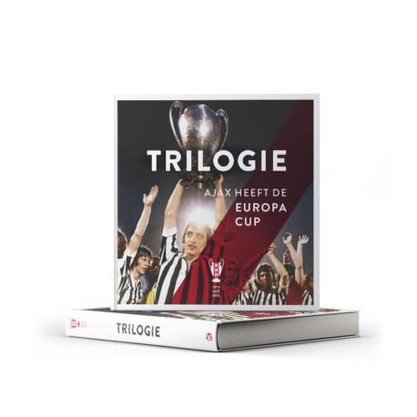 TRILOGIE - AJAX HEEFT DE EUROPA CUP. VERSCHEINT EIND MEI.