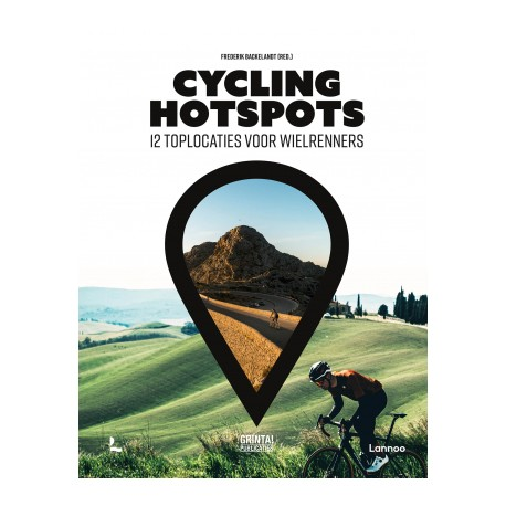 CYCLING HOTSPOTS. 12 TOPLOCATIES VOO WIELRENNERS