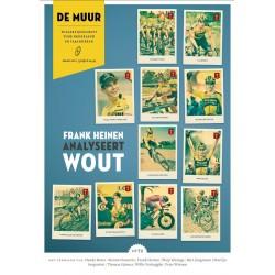 DE MUUR 72. FRANK HEINEN ANALYSEERT WOUT.